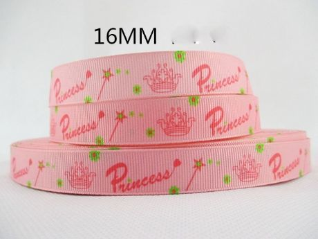 1 METRE PINK PRINCESS RIBBON SIZE 5/8 BOWS HEADBANDS BABY HAIR BIRTHDAY CAKE